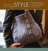 Book Cover Bag Style Interweave