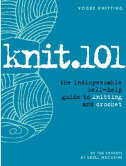 Book Cover Knit.101