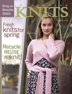 Cover Interweave Knits Magazine Spring 2005