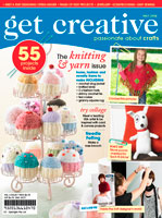 Get Creative Magazine May 2008 Cover Image
