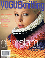 Vogue Knitting Holiday 2005 cover image