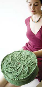 Lace Doily Purse Lace Style
